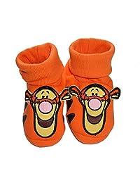 Disney Store Boys Tigger Walking Shoes Sandals Size 12-18 Months