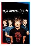 ロックポスター『オールアメリカンリジェクツ』