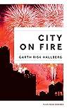 City on fire, �dition fran�aise par Hallberg