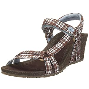2228f5b96 I bought the Teva Women s Ventura Cork 2 Wedge Sandal in Ebony for  39.90  when it was offered during a Friday Sale. The sandal looks exactly like the  ...