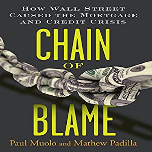 Chain of Blame Audiobook