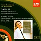 Great Recordings Of The Century - Mozart (Klarinettenkonzert / Sinfonia concertante)