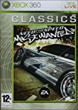 Need For Speed Most Wanted Game (Classics) XBOX 360