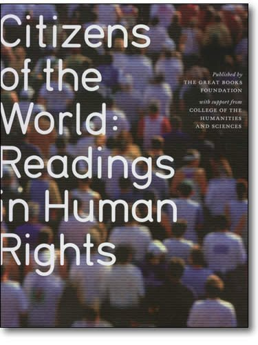 Citizens Of The World: Readings In Human Rights
