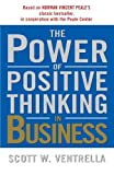 img - for The Power of Positive Thinking in Business: 10 Traits for Maximum Results by Scott W. Ventrella (2002-05-09) book / textbook / text book