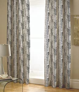 Broadway 66x72 Cotton Pencil Pleat Fully Lined Curtains #erauqssemit *tur* from PCJ Supplies