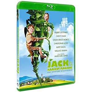 Blu-ray Kack and the beanstalk