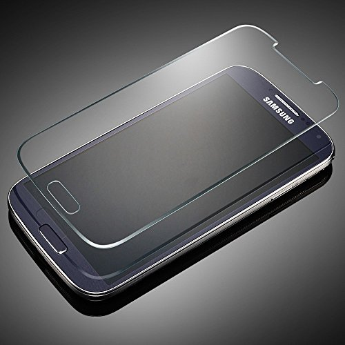Duracircleâ© Patented Technology - Premium Tempered Glass Screen Protector For Samsung Galaxy S4 I9500 (Grade 1) 0.3 Mm Thickness - Mobile Accessories