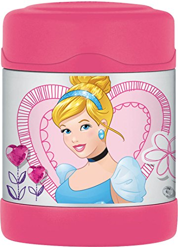 Thermos Funtainer 10 Ounce Food Jar, Disney Princesses (Disney Container compare prices)
