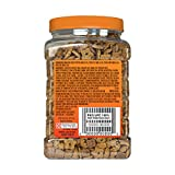 Purina Friskies Party Mix Favorites, Original Crunch Flavor, 20-Ounce Canister, Pack of 1