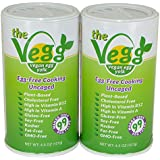 The Vegg: Vegan Egg Yolk 4.5 Oz (2 Pack)