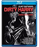 The Dirty Harry Collection / Collection Inspecteur Harry (Bilingual) [Blu-ray]