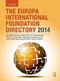 img - for The Europa International Foundation Directory 2014 book / textbook / text book