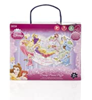 Disney Princess Dreamy Puzzle Game [T79-9215A-S]