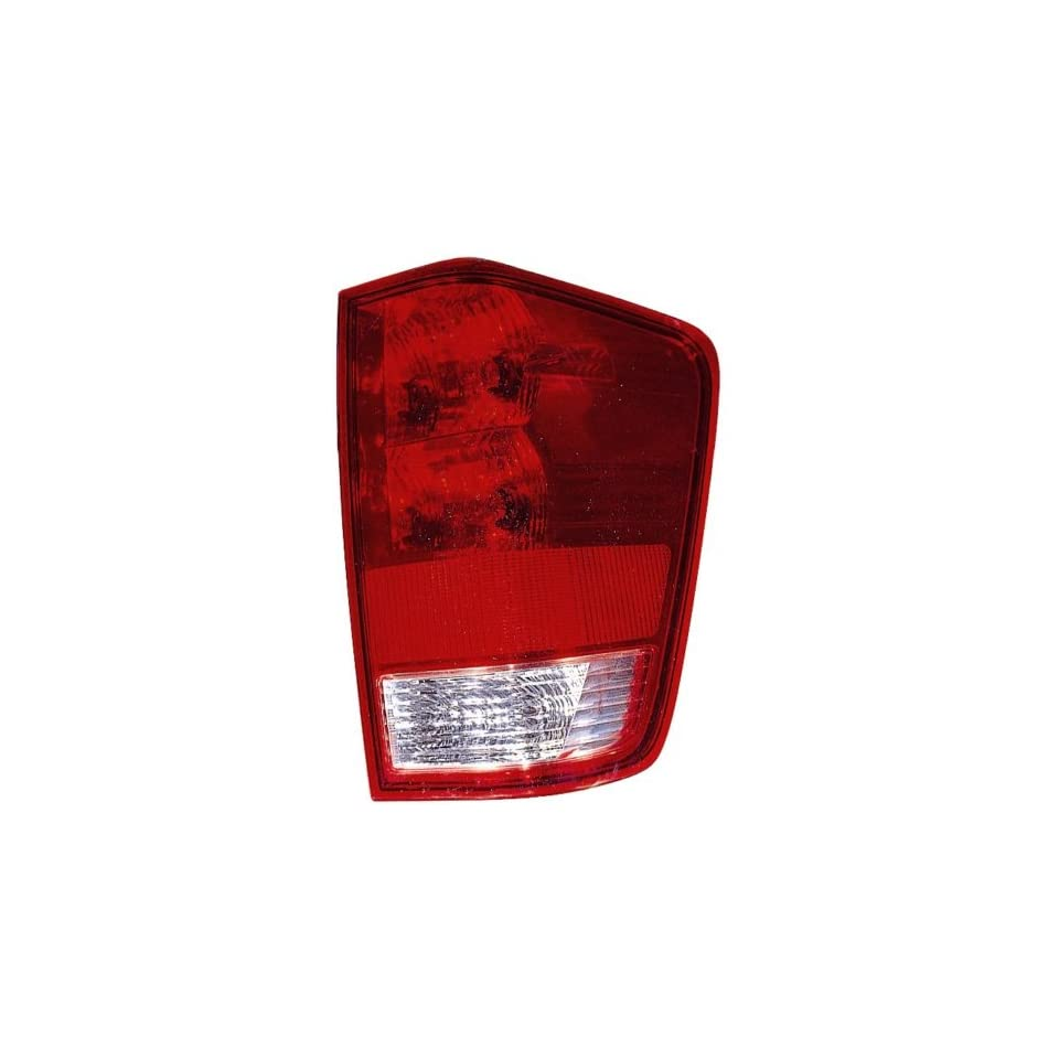 Nissan Titan Replacement Tail Light Unit (without Utility Compartment)   Passenger Side
