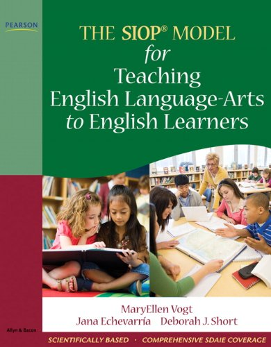 The SIOP Model for Teaching English Language-Arts to...