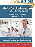 Help Desk Manager - Complete Certific...