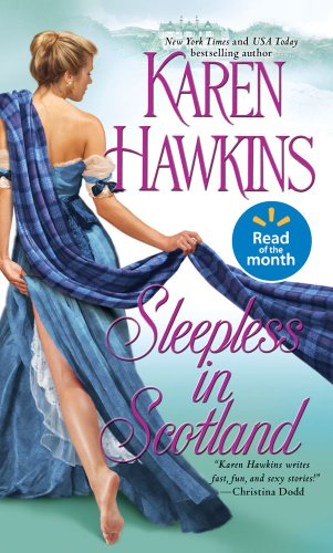 Image for Sleepless in Scotland (The MacLeans)
