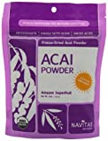 Navitas Naturals Acai Powder, 8-Ounce Pouches