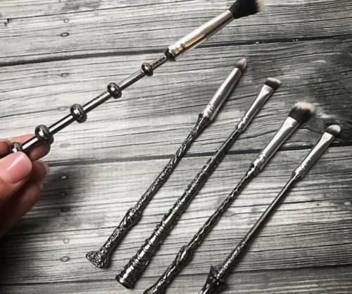 Harry Potter Make Up Brush Set