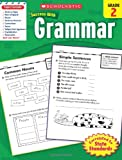 Scholastic Success With Grammar, Grade 2