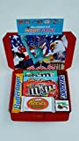 American Sweets Chocolate Candy Hamper Selection Box Birthday Gift Present Hershey's Butterfinger Reese's White Cups M&M's Snickers Junior Mints JM