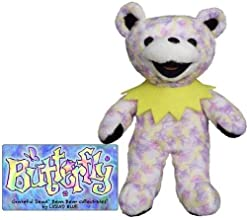 Grateful Dead - Bean Bear - Butterfly
