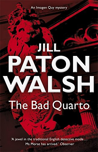 The Bad Quarto (Imogen Quy, #4)