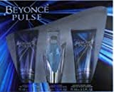 Pulse by Beyonce Eau de Parfum Spray 30ml, Body Milk 75ml & Shower Cream 75ml
