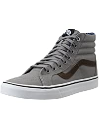 Vans Unisex Sk8-Hi Reissue Leather Sneakers