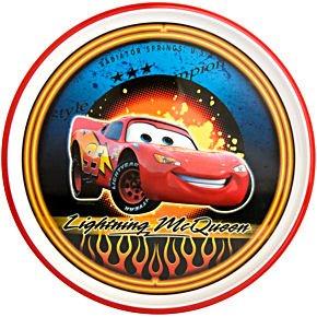Lightning McQueen Kids Plate