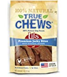 True Chews Lils Chicken Jerky Cuts Original, 4-Ounce (Pack of 5)