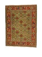 Eden Carpets Alfombra Kars Verde/Rojo 260 x 200 cm
