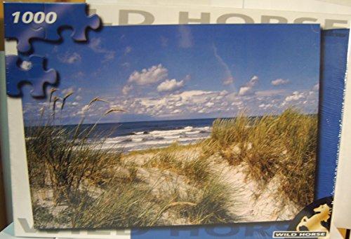 Puzzle Strand Meer Dünen 1000 Teile
