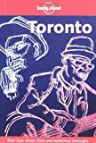 img - for Lonely Planet Toronto by Sara Benson (2001-06-03) book / textbook / text book