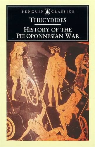 History of the Peloponnesian War Thucydides