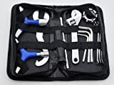 FordEx Group Bike Bicycle Tool Bag Multitool Tyre Repair Kit Set Free Shipping