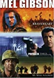 Mel Gibson Ultimate Collection (Braveheart / Payback - The Directors Cut / We Were Soldiers)