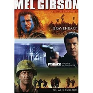Click to buy Mel Gibson Movies: Mel Gibson Ultimate Collection from Amazon!
