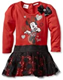 Disney Girls 2-6x Minnie Mouse So Diva Dress