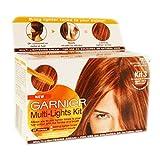 Garnier Multi-Lights Kit Highlighting Kit 3- for coloured/natural Copper, Red, Auburn hair