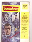 img - for SCIENCE FANTASY VOL. 12 NO. 35 1959 book / textbook / text book