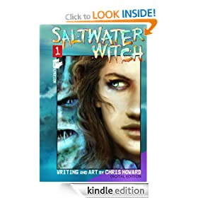 Saltwater Witch (Comic # 1) (Saltwater Witch Comic)