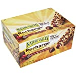 Nature Valley Granola Bars Healthy Recharge Cherry Dark Chocolate with Almonds Reviews