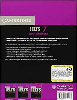 Cambridge book 12 listening test 1