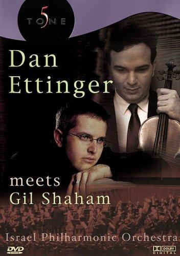 Dan Ettinger Meets Gil Shaham