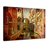 Bilderdepot24 canvas picture Venice V XXL - 47.4