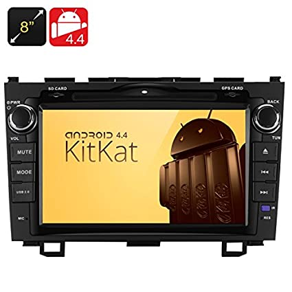 Autoradio lecteur DVD 8 pouces - 2 DIN / Android 4.4 / Pour Honda