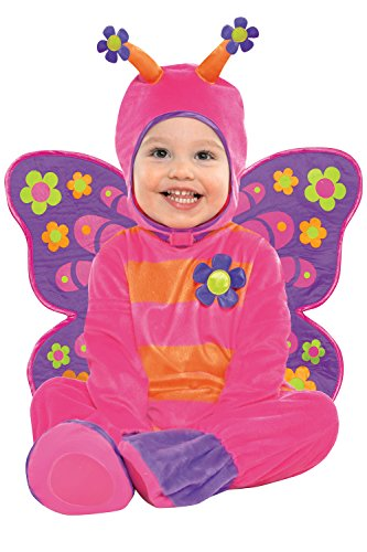 [Amscan 999668/999669 - Flutterby - Infants 12-18 Months] (Nickelodeon Themed Costumes)