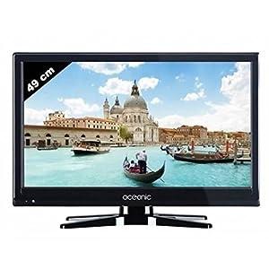 OCEANIC LED20B3 TV Edge LED HD 49cm (20